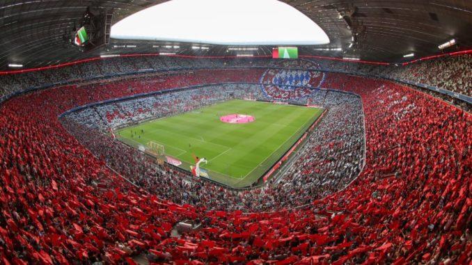 München Fußballstadion