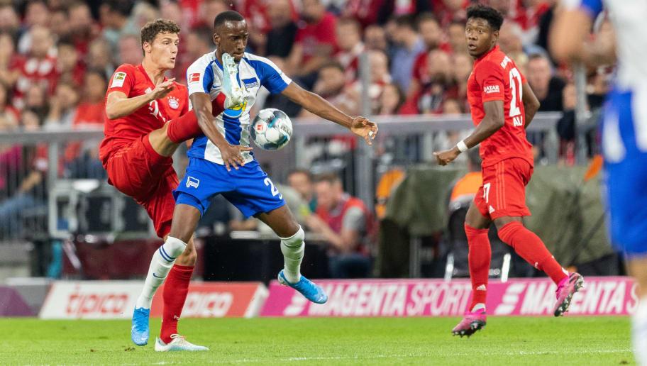 Fc Bayern Hertha