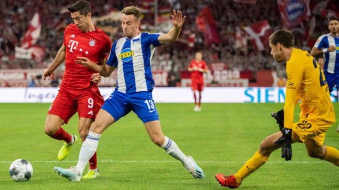 Hertha Bayern übertragung