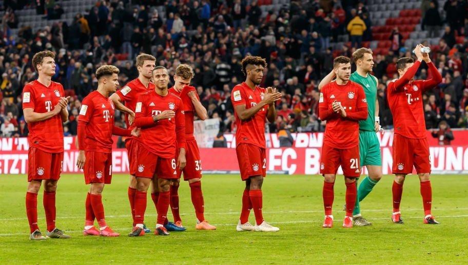 Bayern Tickets 2021