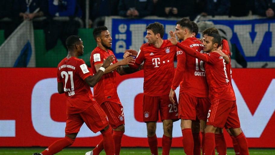 Schalke Tickets Preise