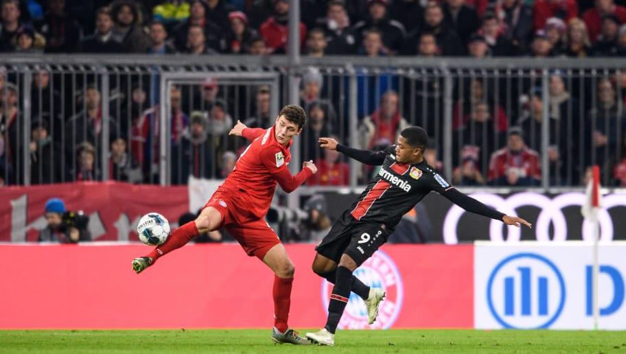 Leverkusen Bayern Tickets